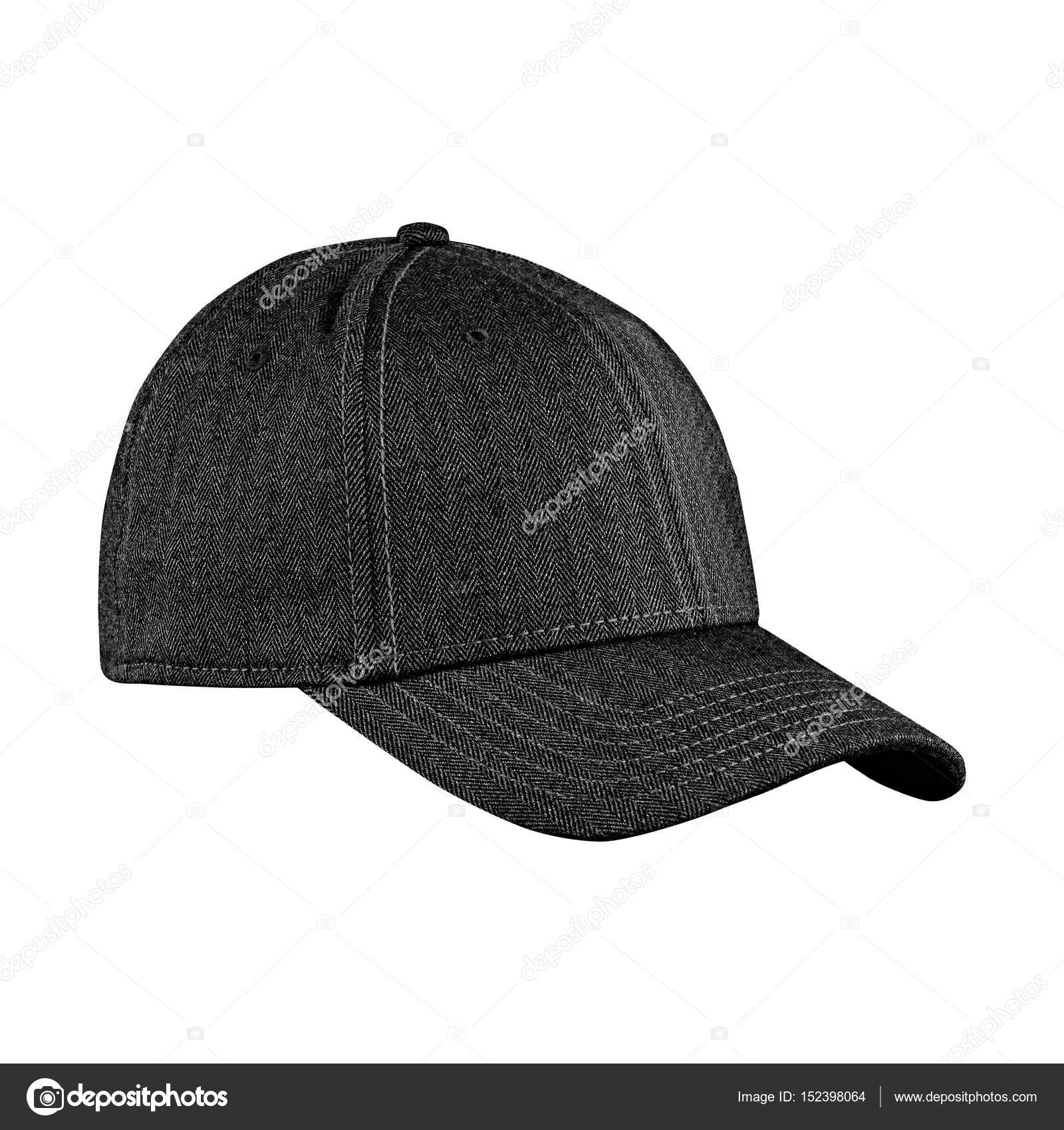 Berretto da baseball nero d7ef80b67446