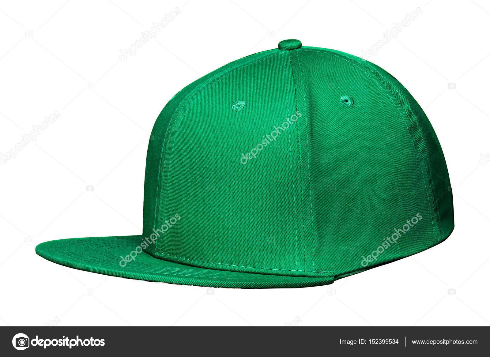 Berretto da baseball verde ab40415ef9f1
