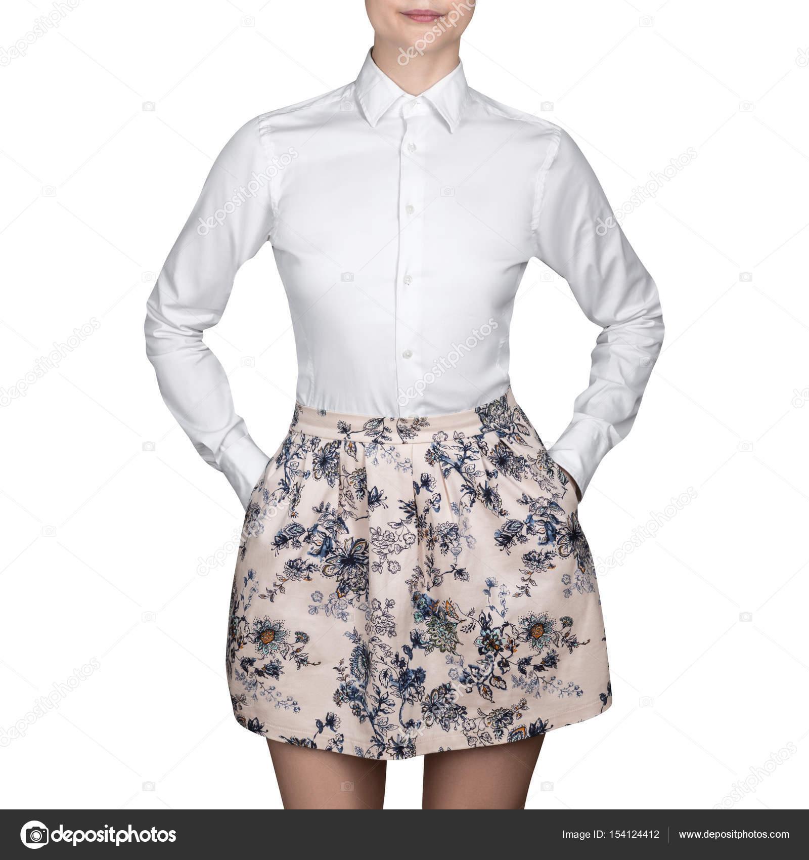 weißes hemd mädchen