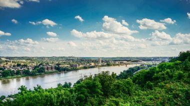 Kentucky and Ohio River