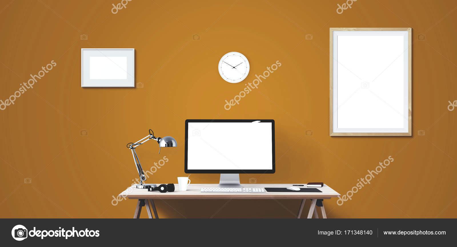 Fondo, banner, libro, negocios, reloj, ordenador, creativo, cup ...