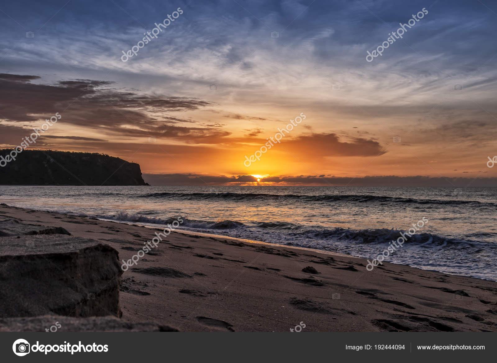 Beautiful Sunset At Cabo Ledo Beach Angola Africa Photo By SilvaPinto
