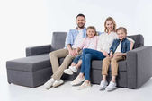 Fotografie Happy family together