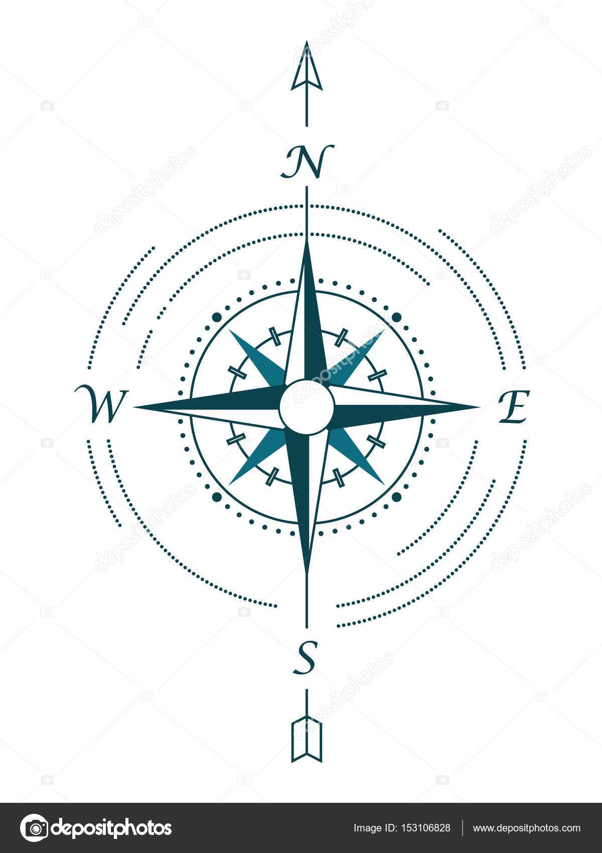 Wind rose compass stock vector misima 153106828 wind rose compass stock vector 153106828 pooptronica