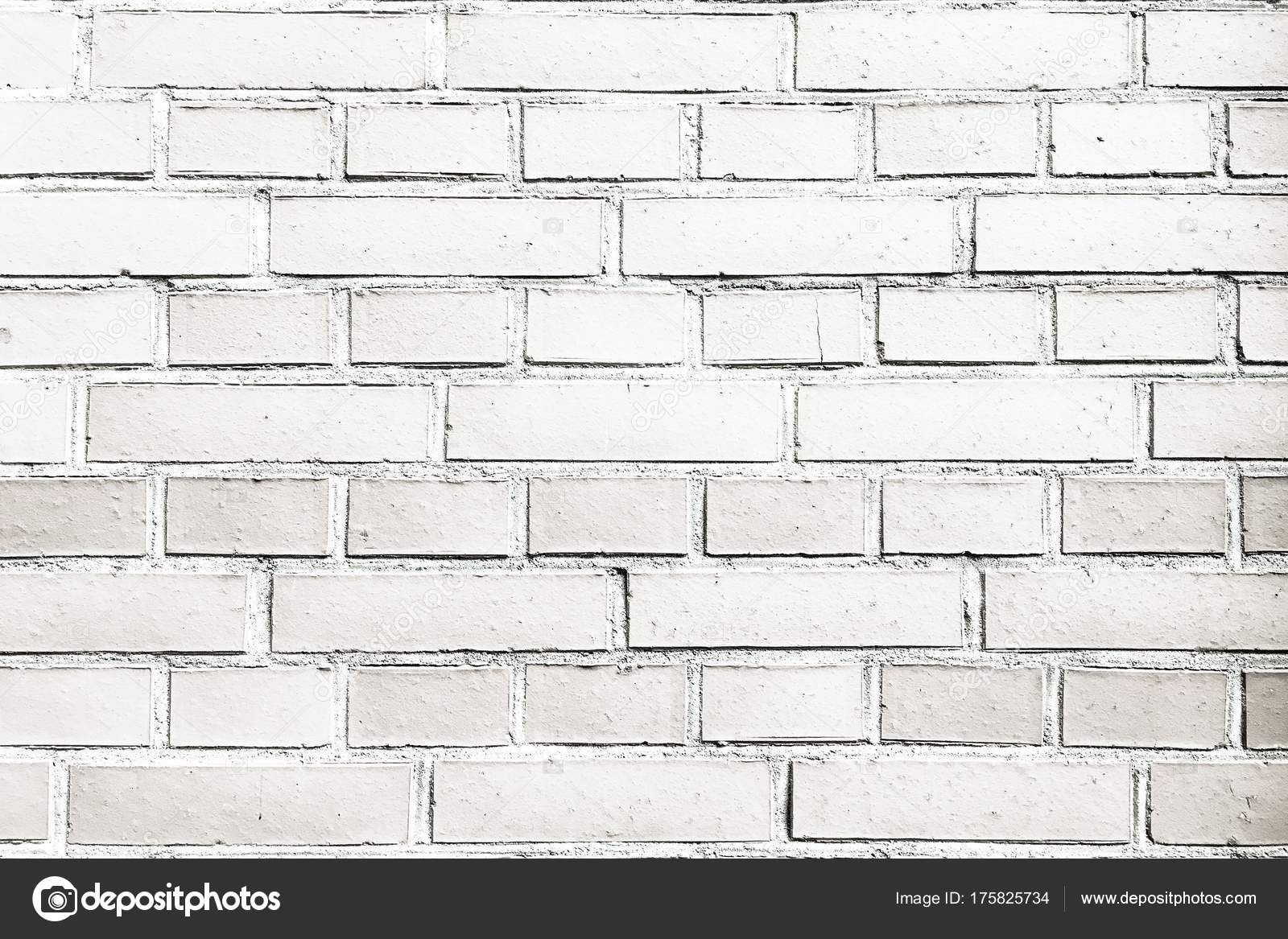 grungy painted brick wall texture as background cracked concrete vintage brick wall background old - Painted Brick