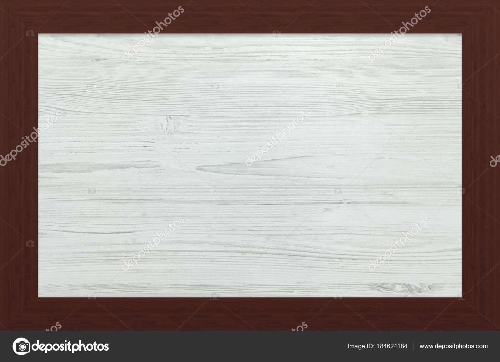 Holzrahmen mit alten Hintergrund. Bilderrahmen aus Holz. Leere alte ...