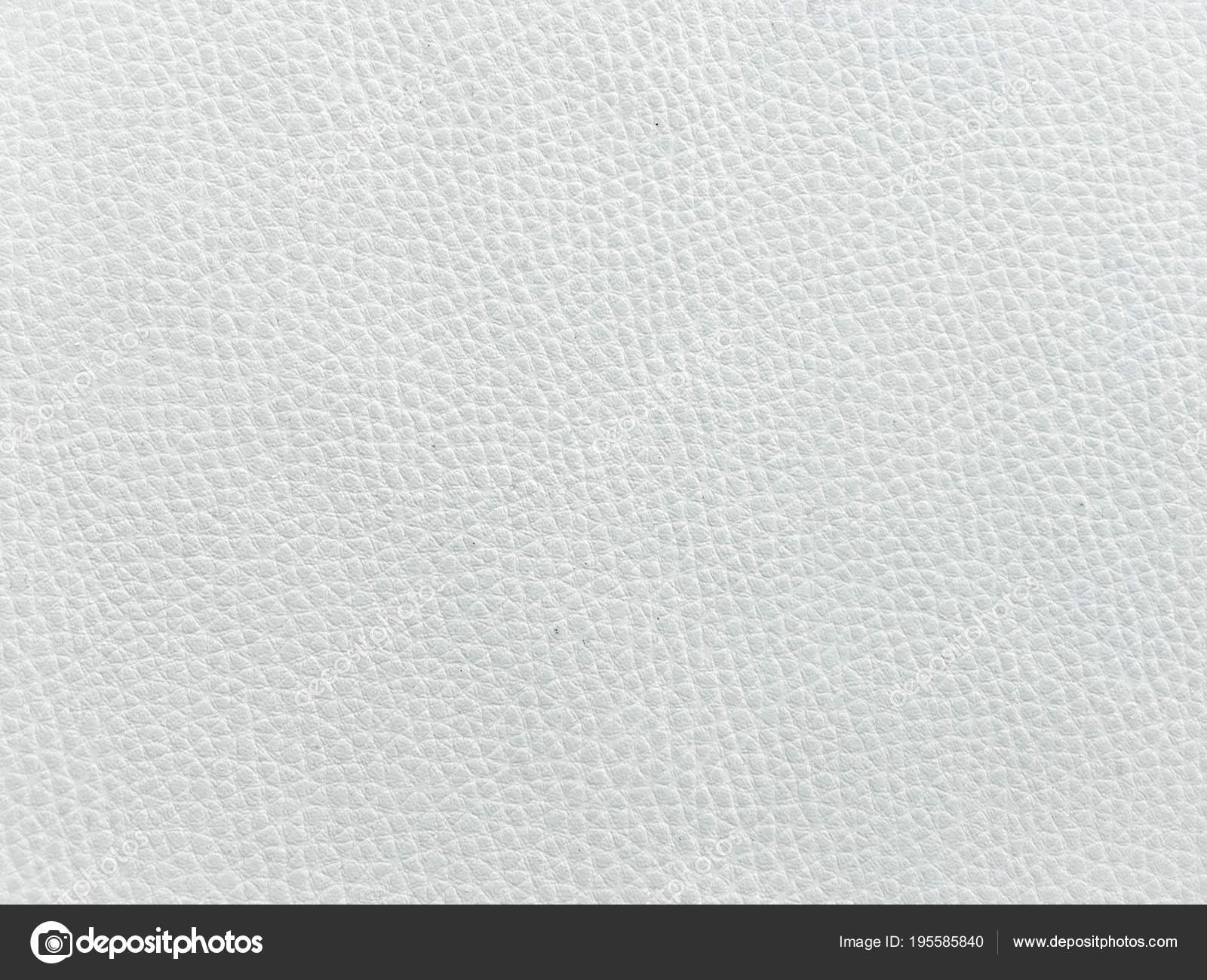 Closeup Of Seamless White Leather Texture Background With Beige Cow Skin For Photo By