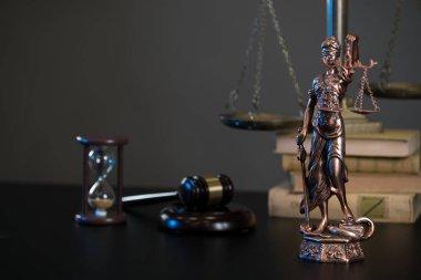 Lady Justice, Themis, Law symbol