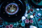 Kasino - koncept hazardních her.