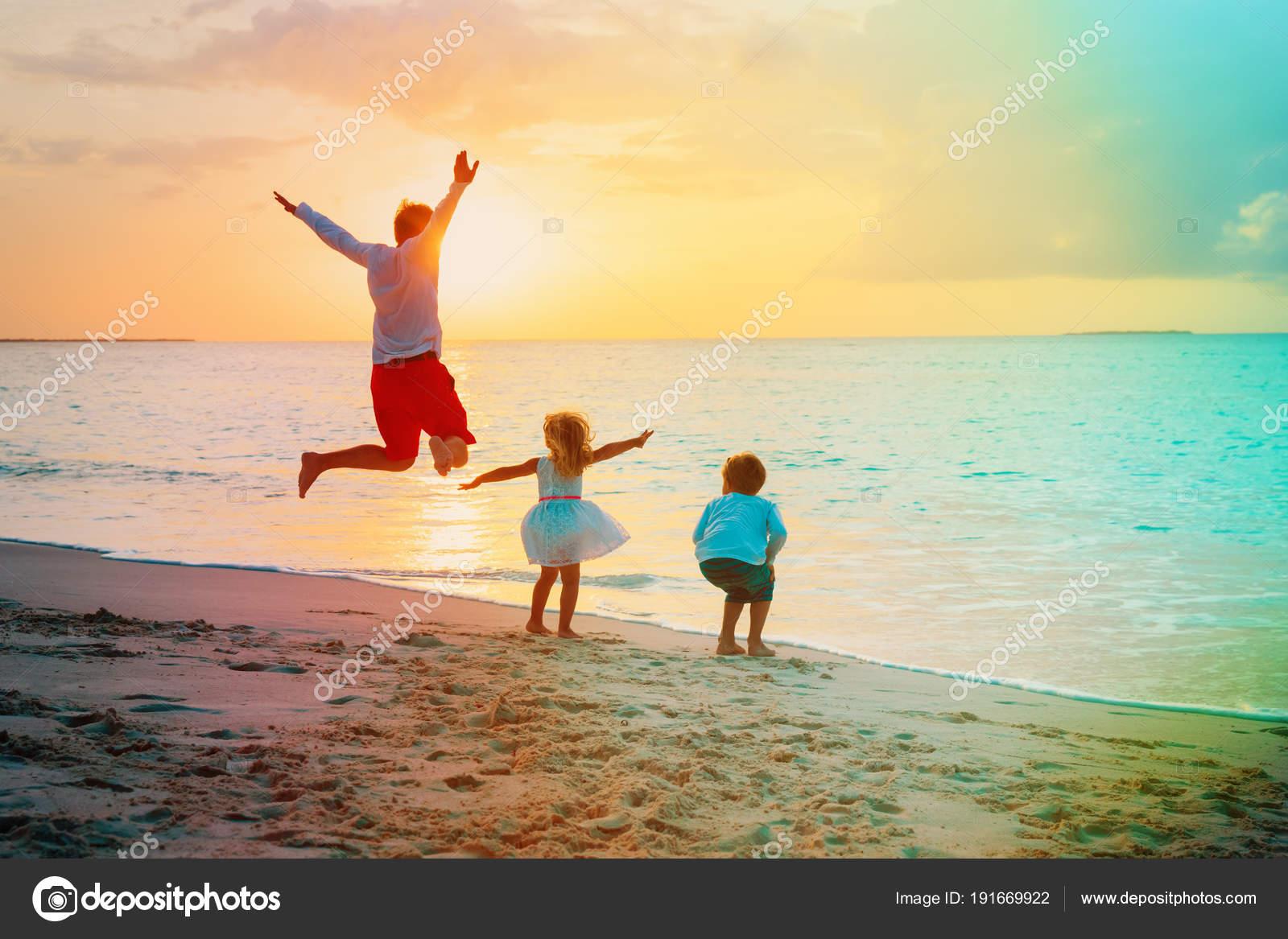 Las la disfrutar en playa vacaciones como