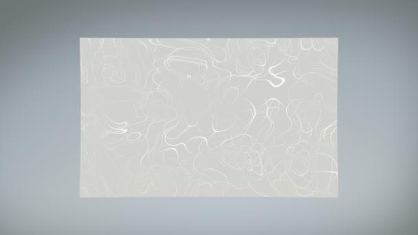 rýžový papír popisek válcování dovnitř a ven s alfa matný