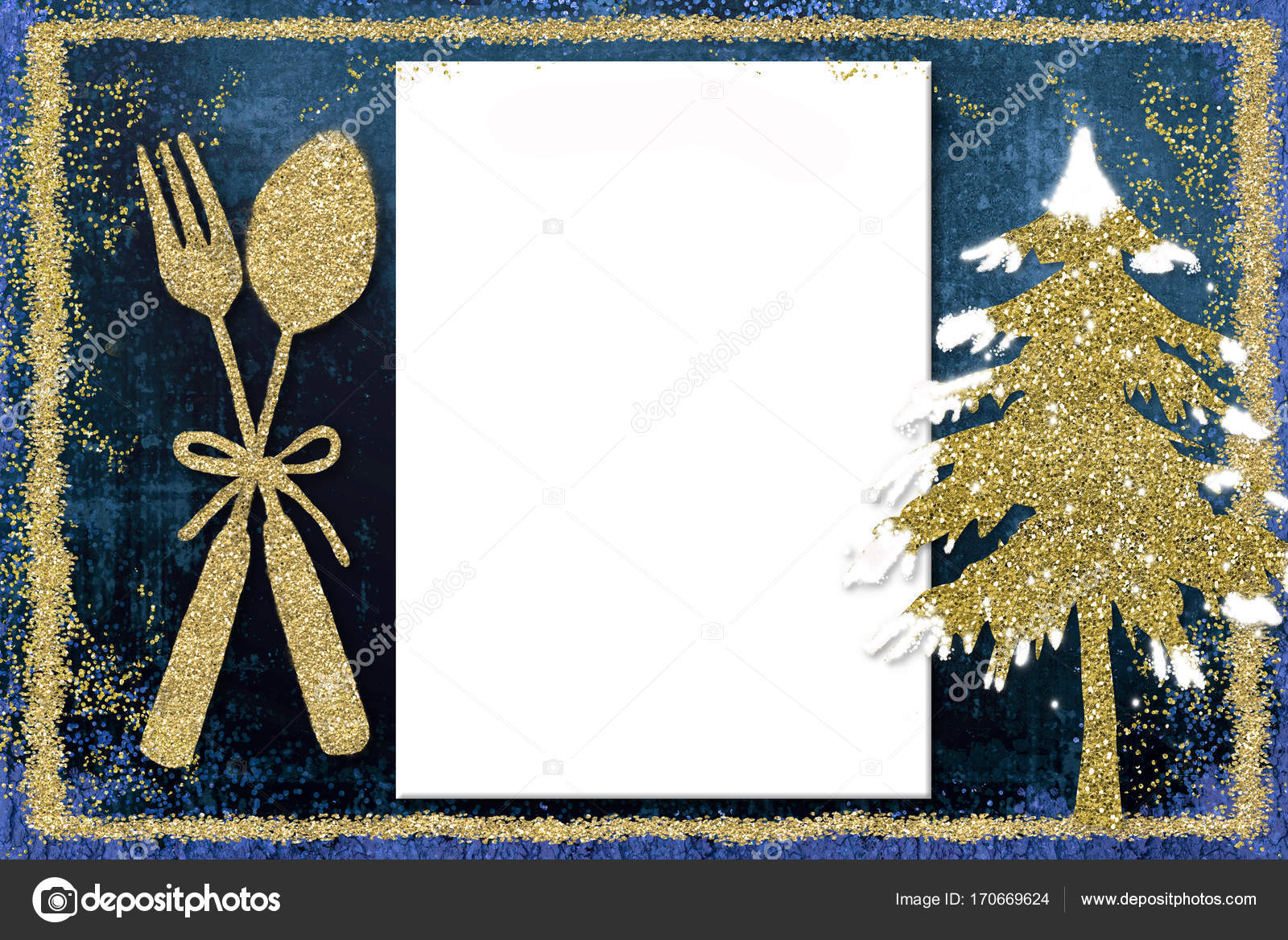 Dessin De Menu Pour Noel.Fond Pour Ecrire Le Menu De Noel Photographie Risia