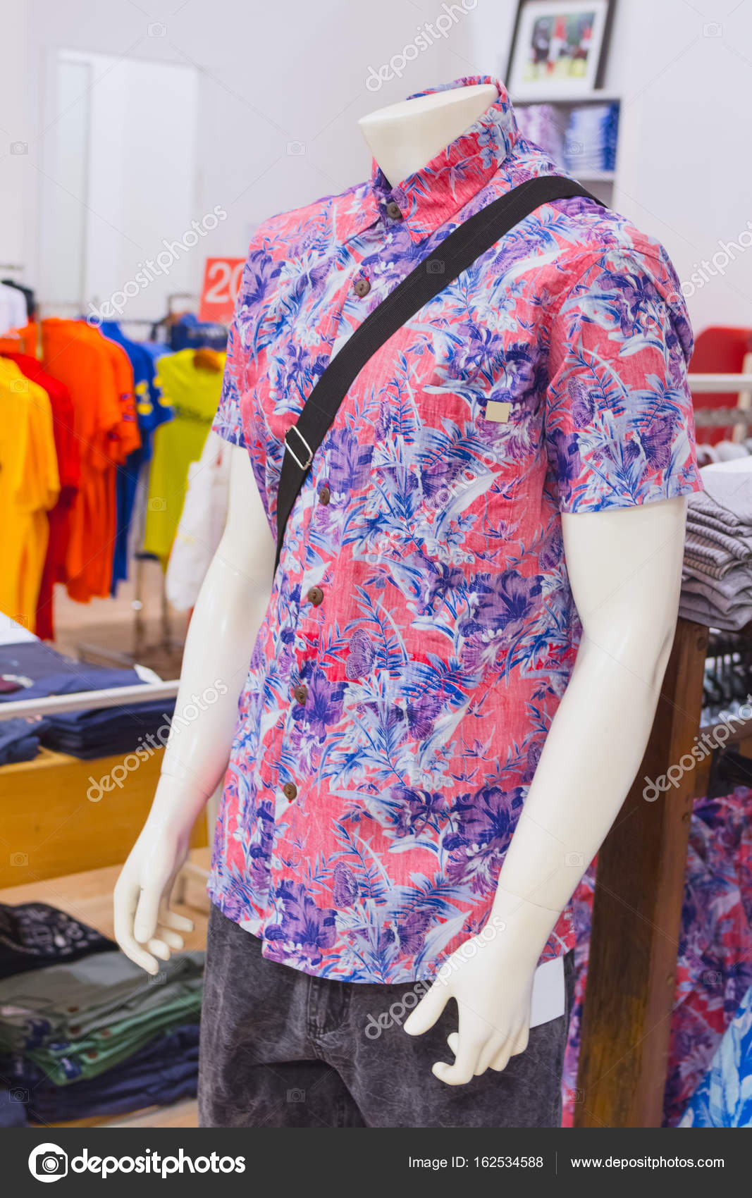 Hombre ComercialIsla ManiquíCentro De En Camisa Bali mNn0v8w