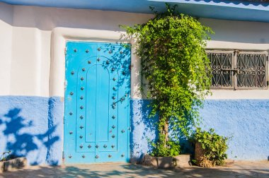 Chefchaouen the blue city in Morocco
