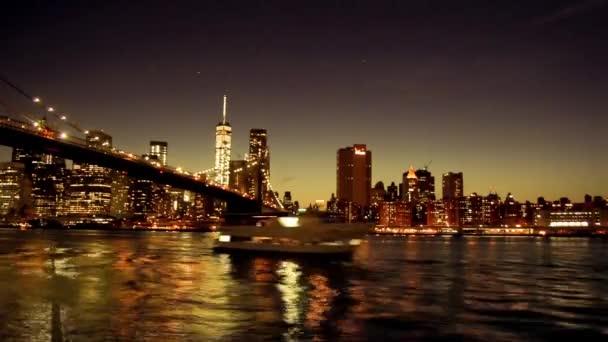 Nádherné časosběrné New York
