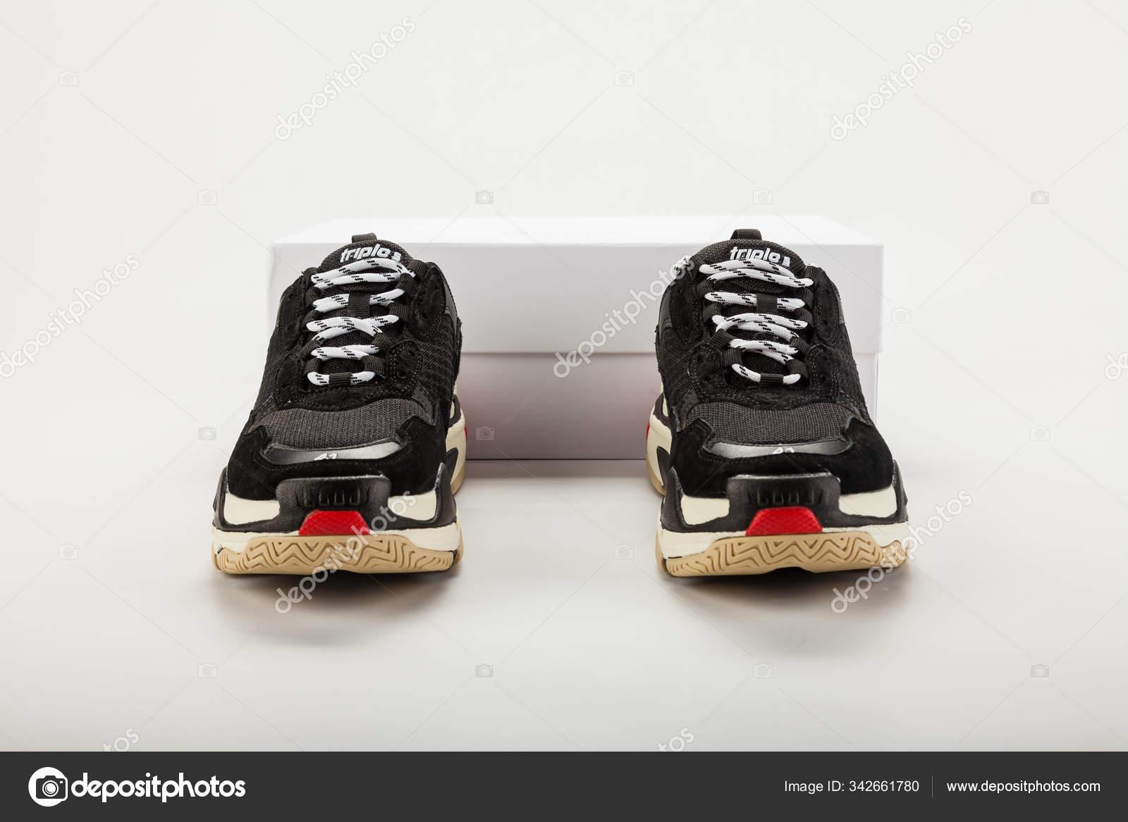 colorful balenciaga sneakers