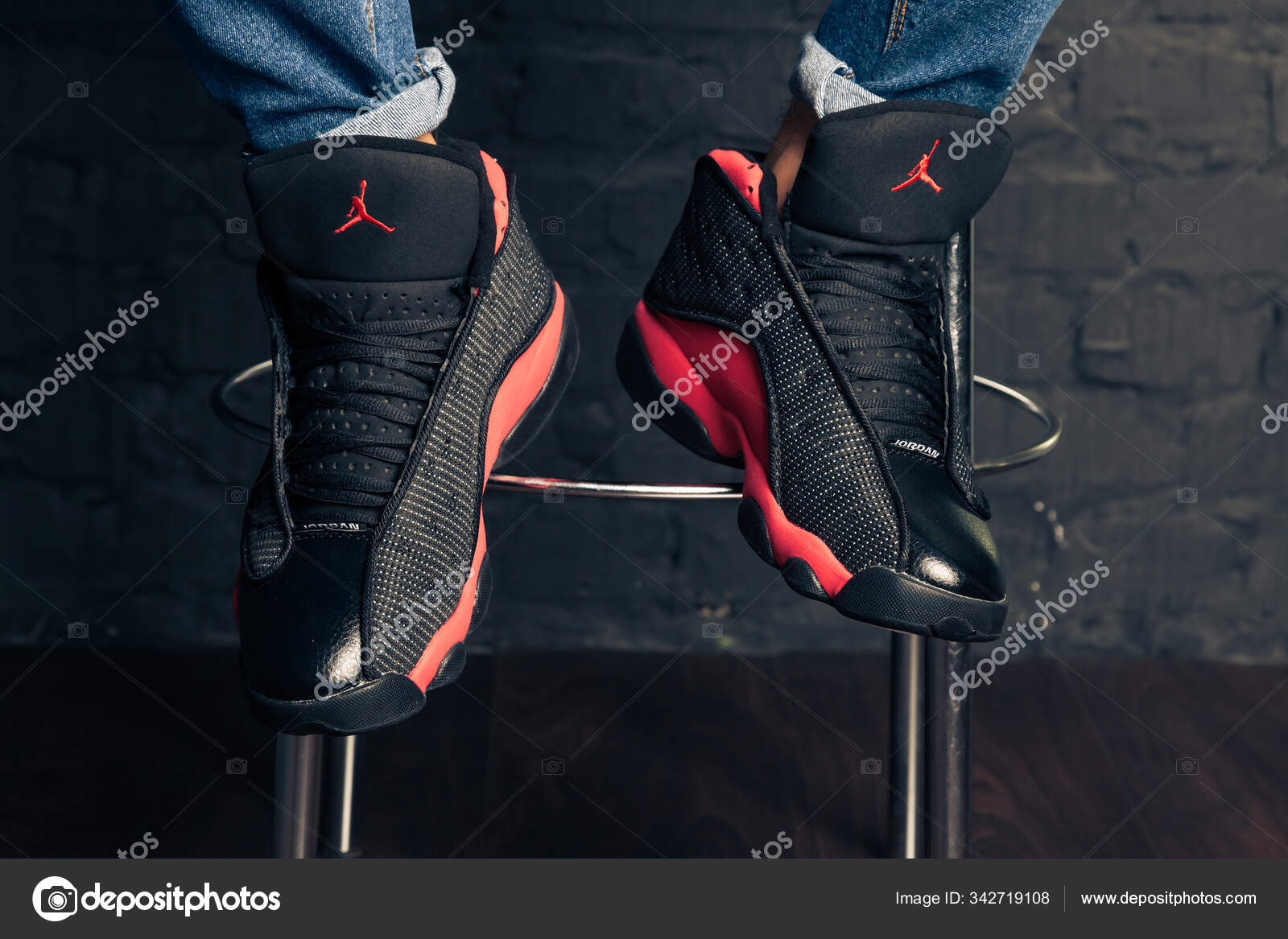 New Beautiful Colorful Nice Jordan Air Max Running Shoes Sneakers Stock Editorial Photo C Sozon 342719108