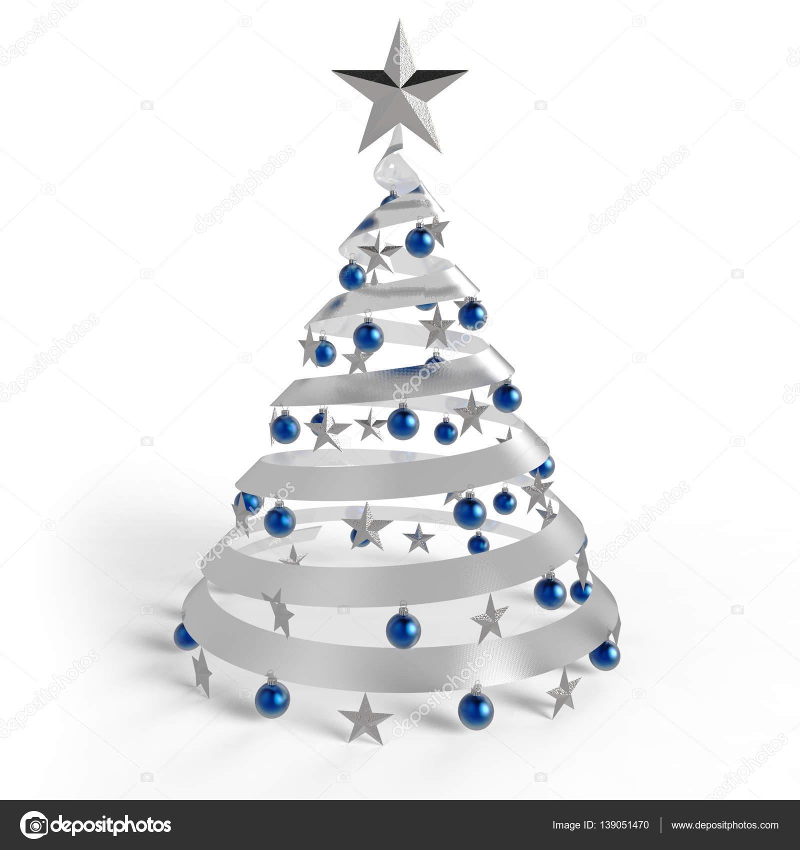 Weihnachtsbaum Metall Spirale.Weihnachtsbaum Spirale Stockfoto Tom19275 139051470