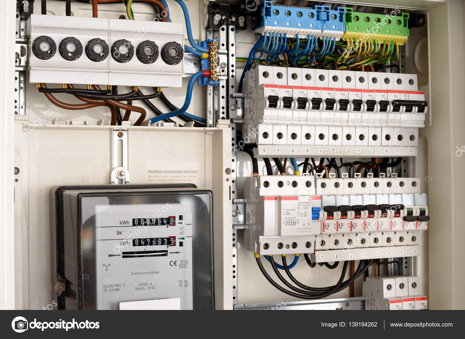 depositphotos_139194262 stock photo electric fuse box inside electric fuse box inside stock photo � tom19275 139194262 General Electric Fuse Box at bakdesigns.co
