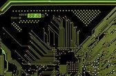 elektronikus áramköri lemez háttér
