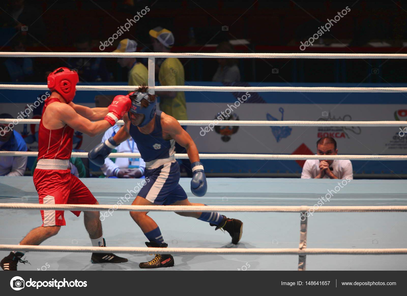 Sport de combat d'attaque