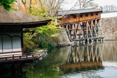Wakayama Castle Momijidani Garden in Japan