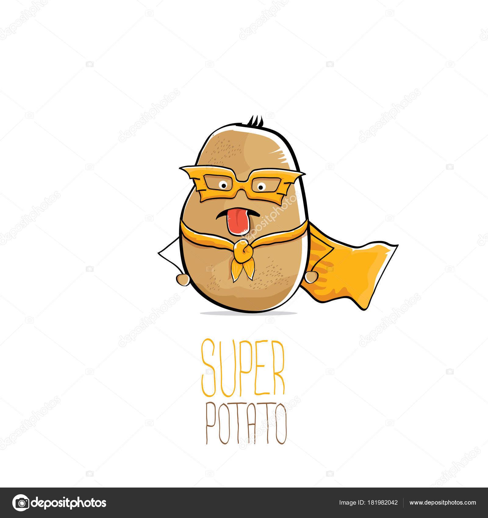aardappel masker