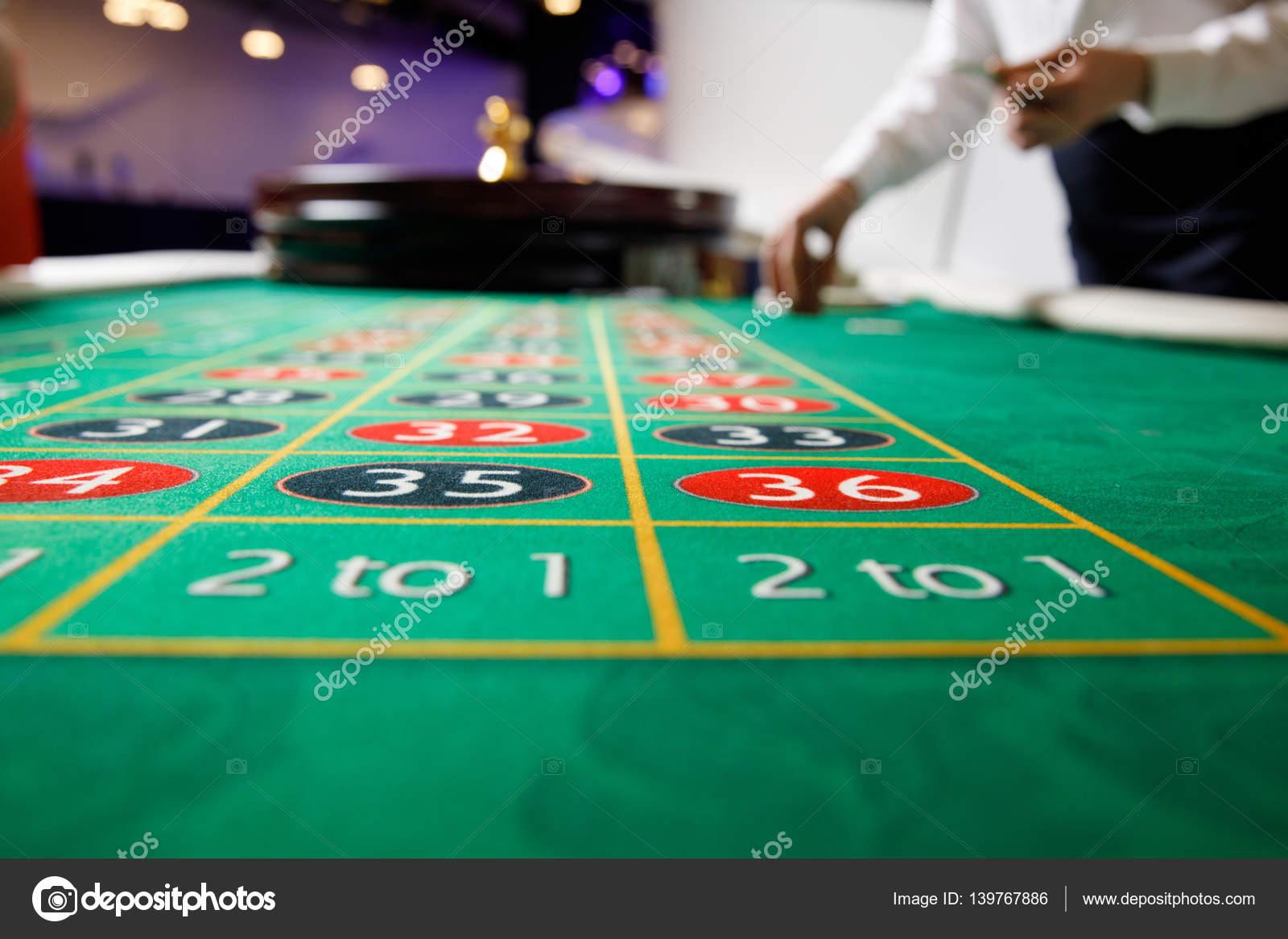Roulette Tafel Te Koop.Casino Roulette Groene Tafel Stockfoto C Pilgrim 76 139767886