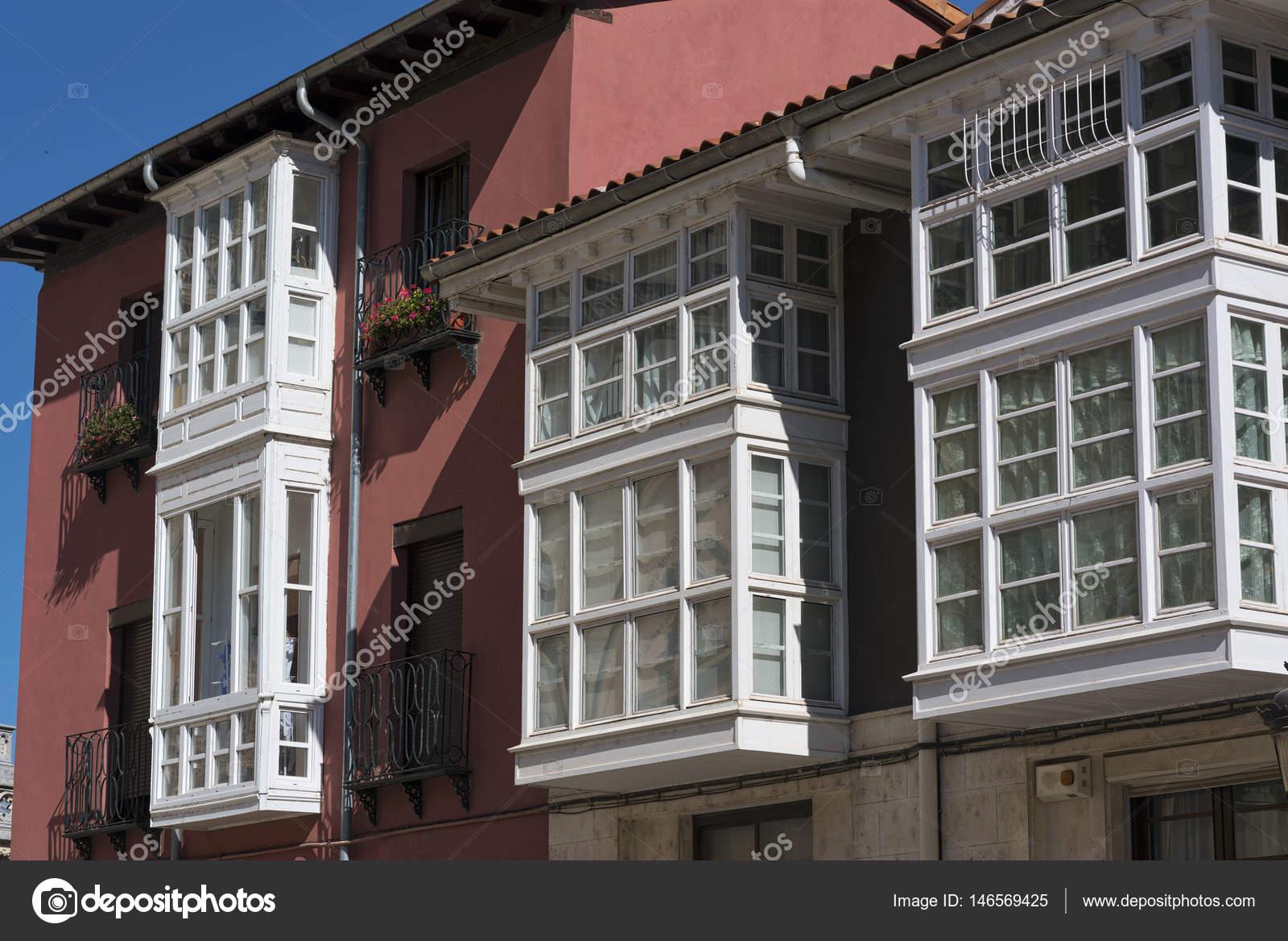 Segovia España Edificios Históricos Foto De Stock