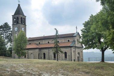 Oltrepo Pavese (Italy), Nostra SIgnora di Montelungo, historic c