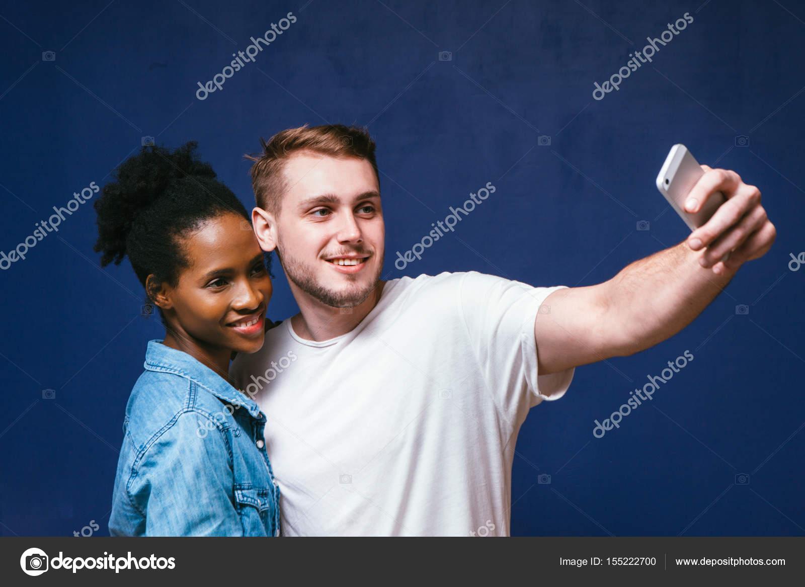 Interracial Beziehungen schwarzer Mann weiße Frau