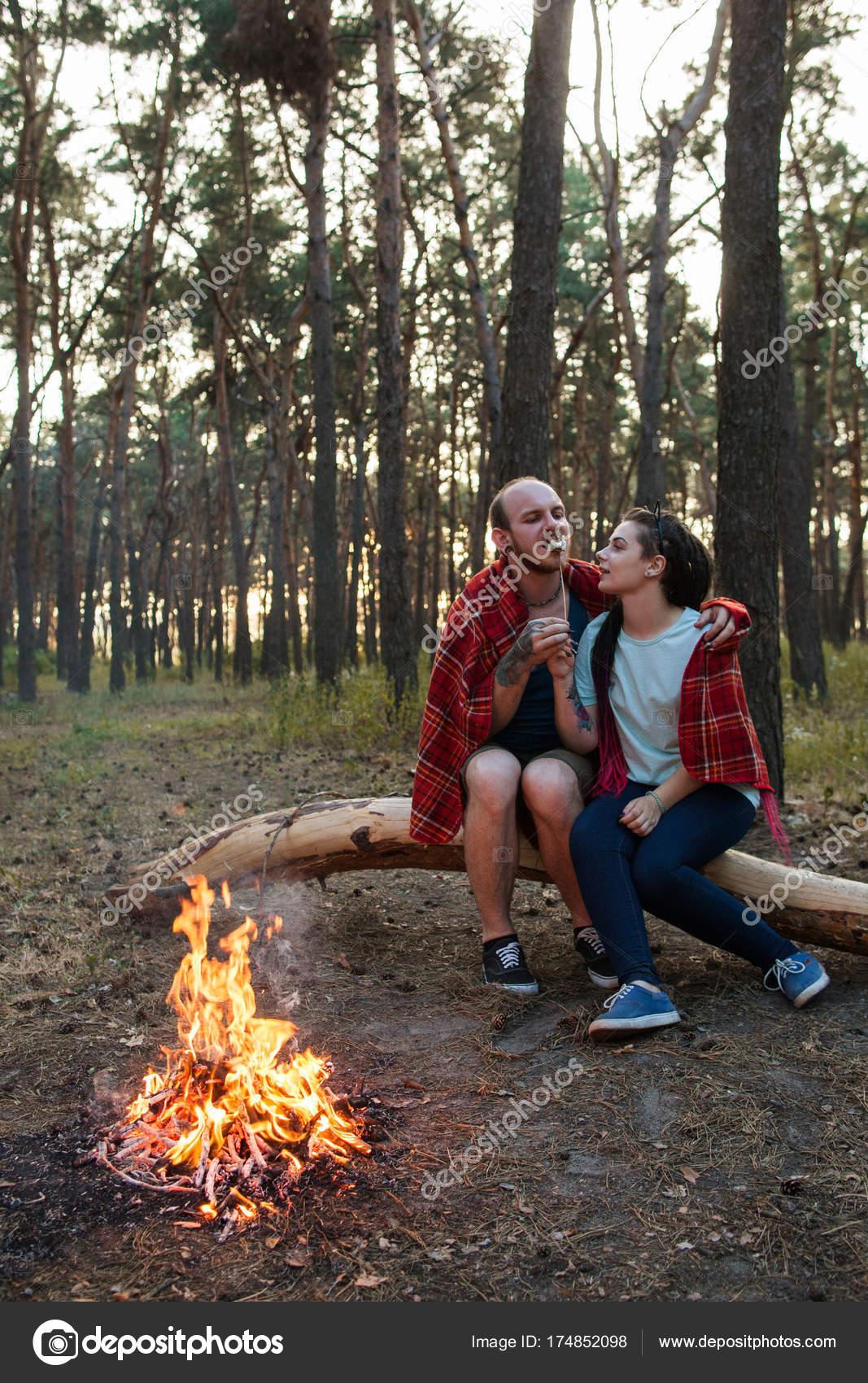 Doğada mükemmel piknik