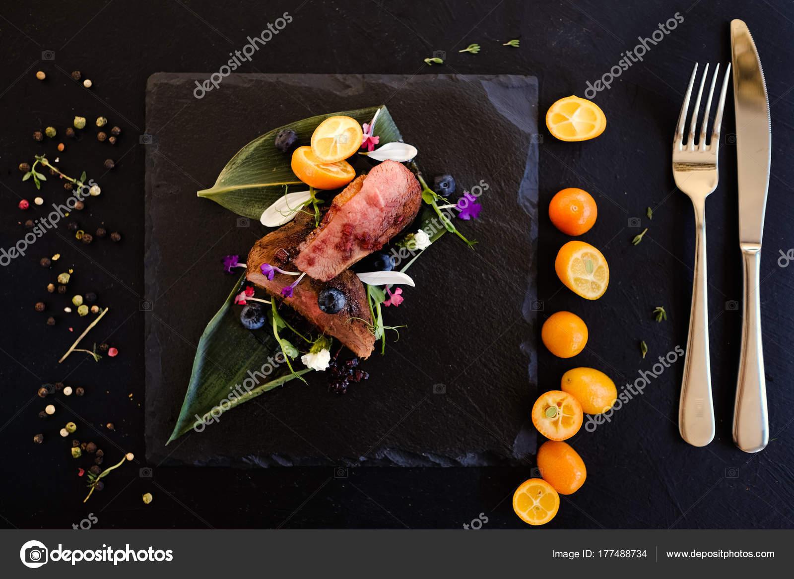 Receita De Comida Ex Tica Tail Ndia Cozinha Stock Photo