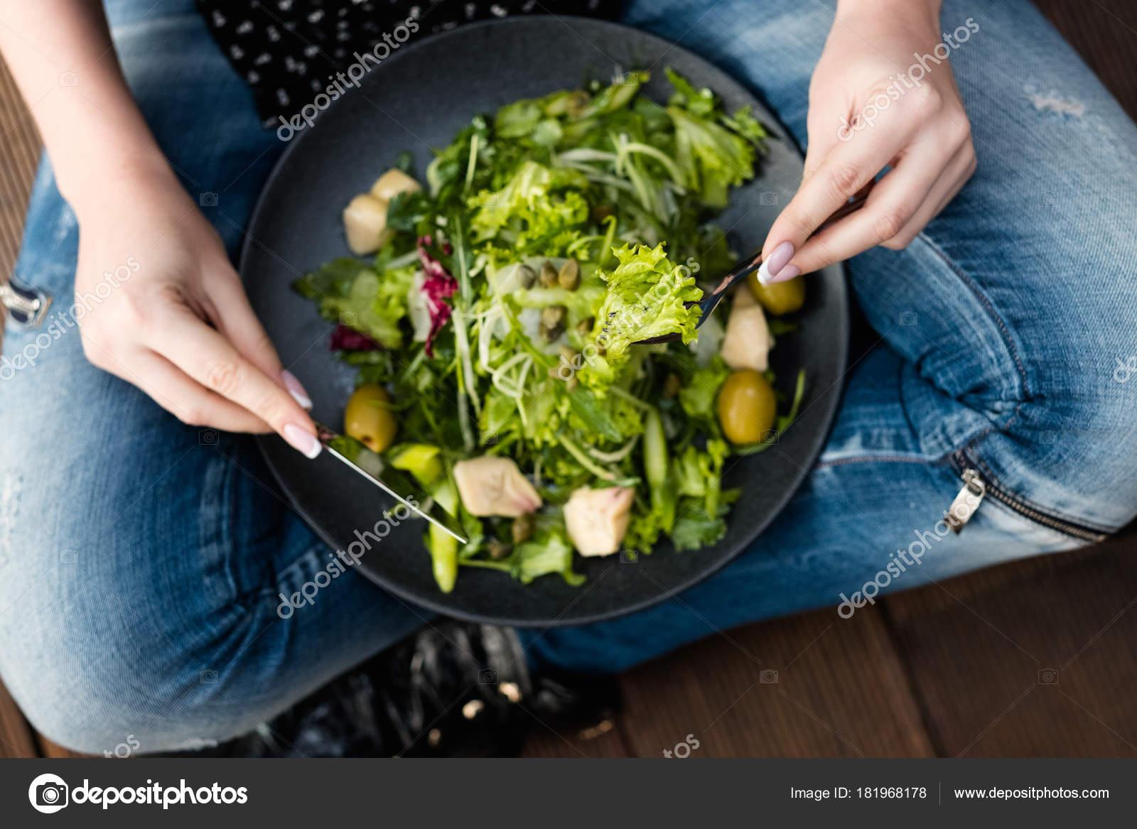 En fibra baja alimentos dieta