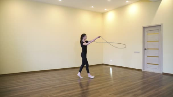 sport athletic workout gymnastics rope exercise