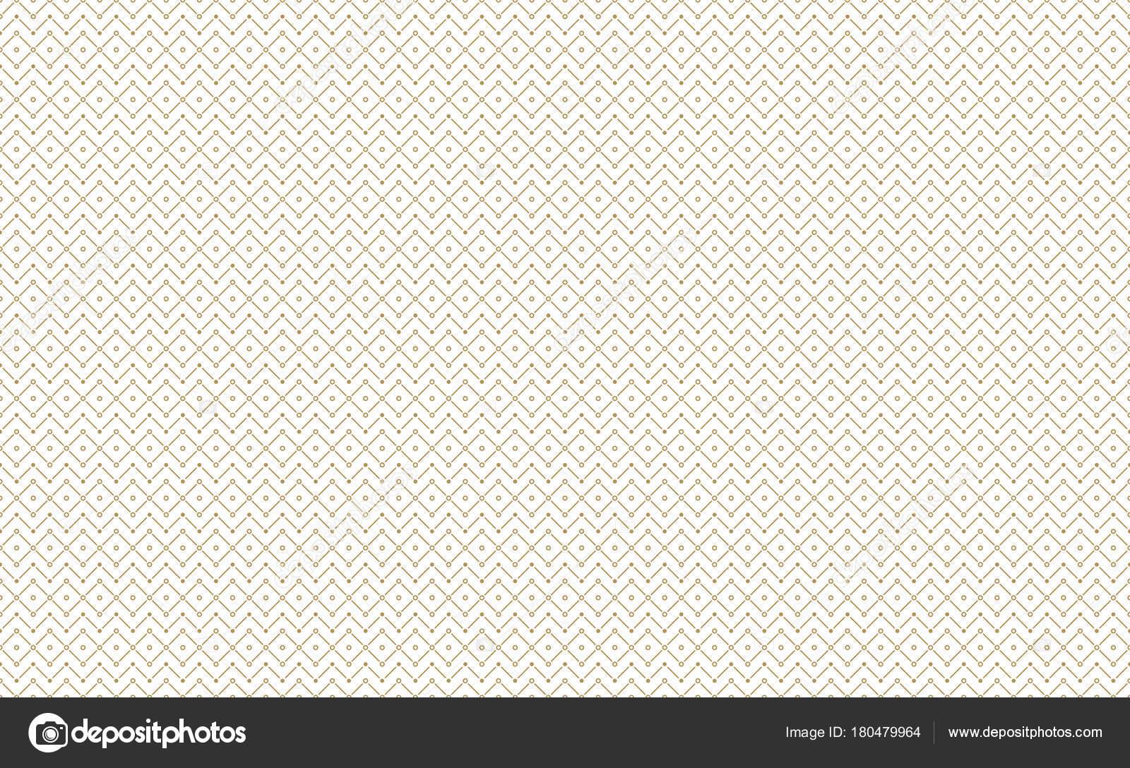 8v111 de oro patrón geométrico. Sin costura — Vector de stock ...