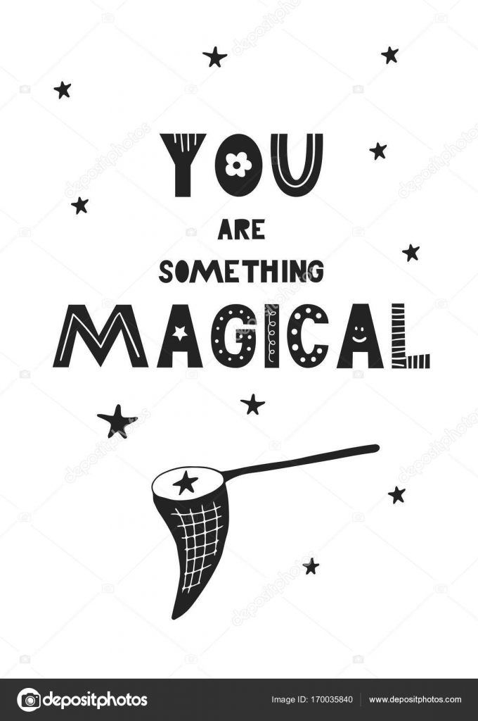 Du Bist Etwas Magisches