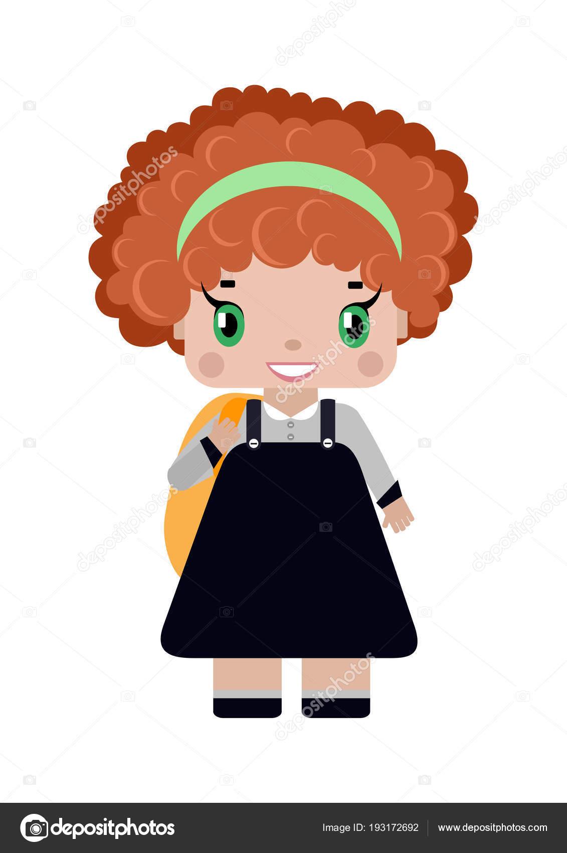 Foto bambina capelli ricci rossi bambina con capelli ricci