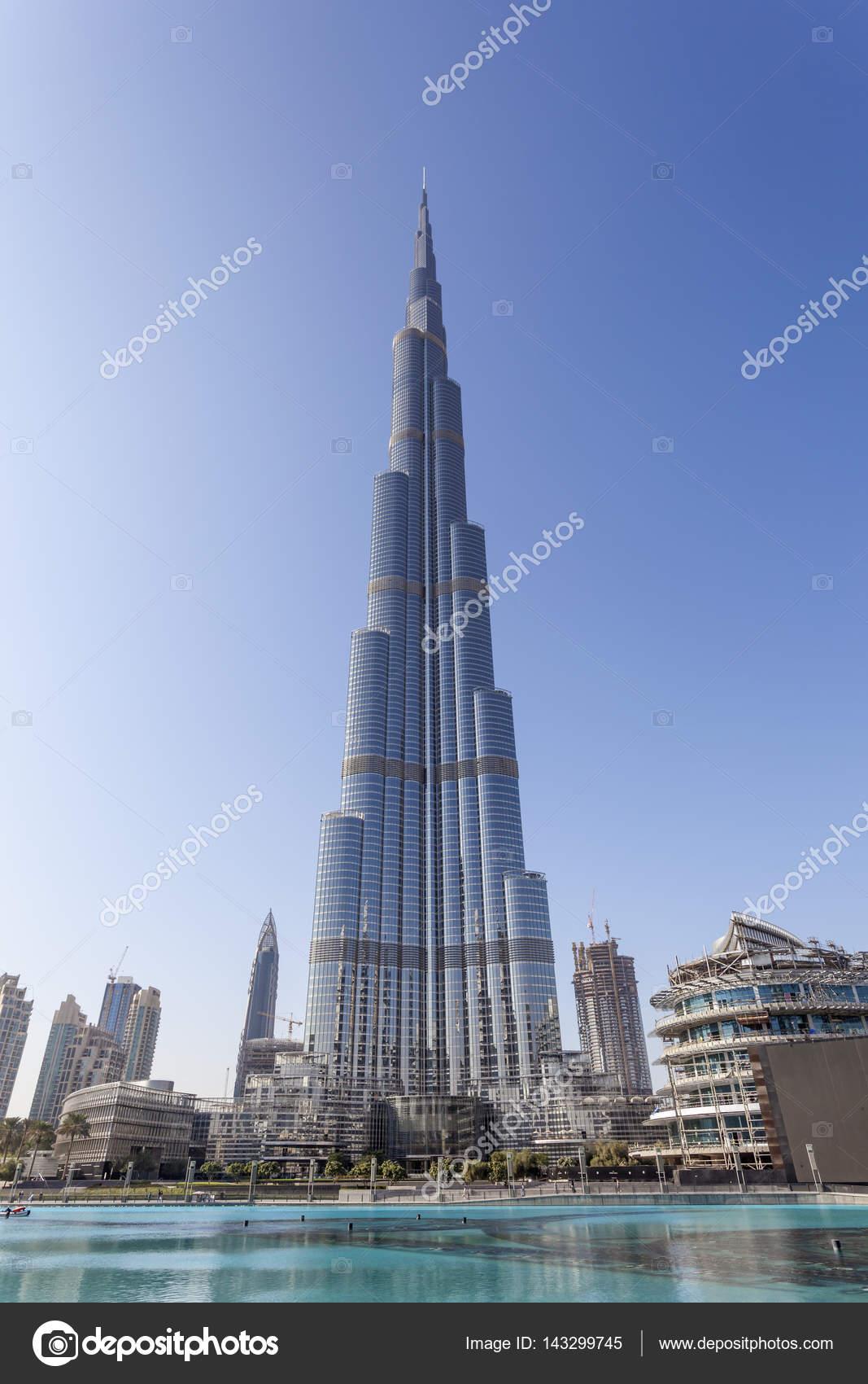Top Image Of Burj Khalifa Dubai