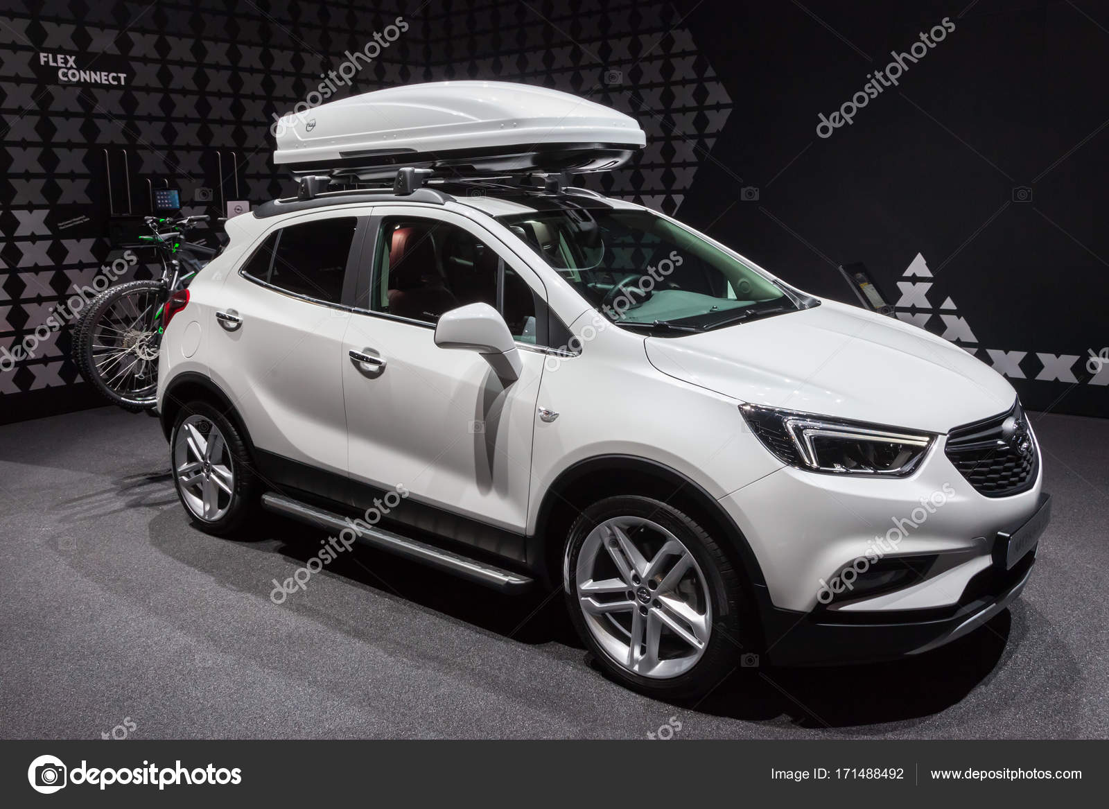 opel mokka x stock editorial photo philipus 171488492. Black Bedroom Furniture Sets. Home Design Ideas