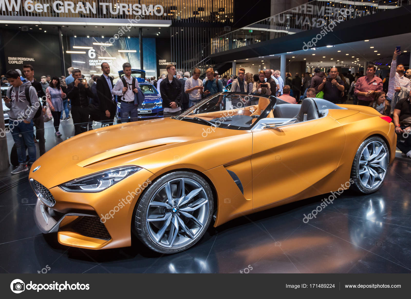 Bmw Z4 Concept Stock Editorial Photo 169 Philipus 171489224