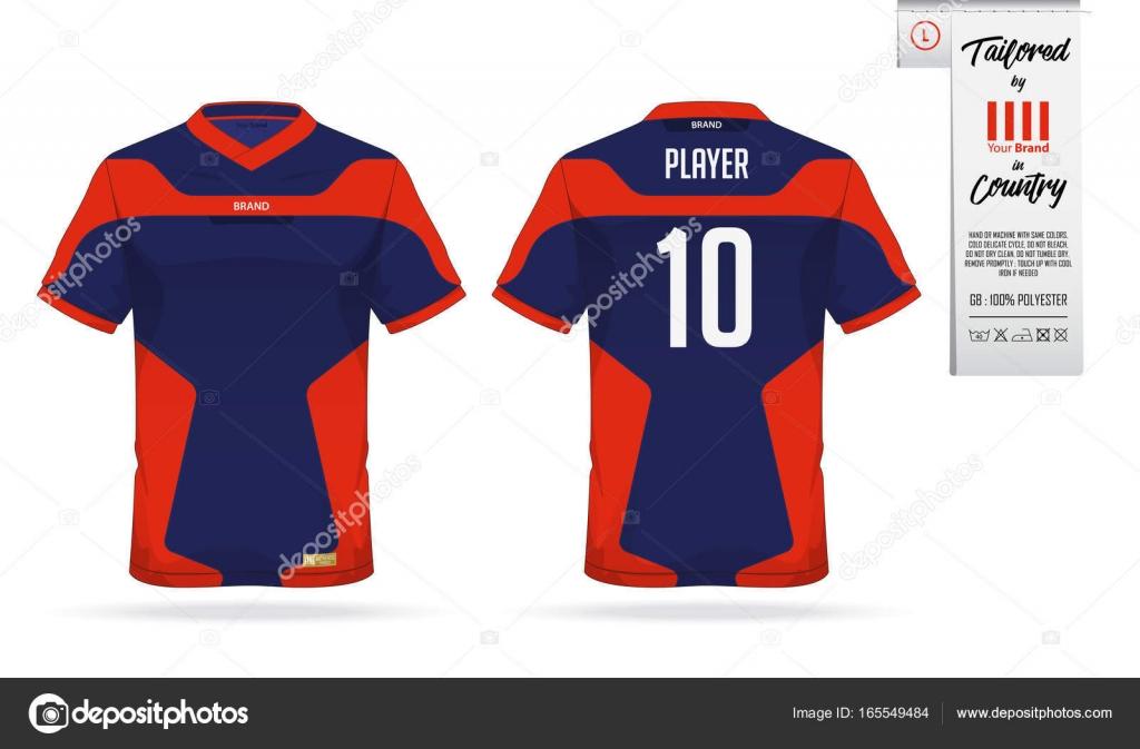 T シャツやサッカー ジャージー ...