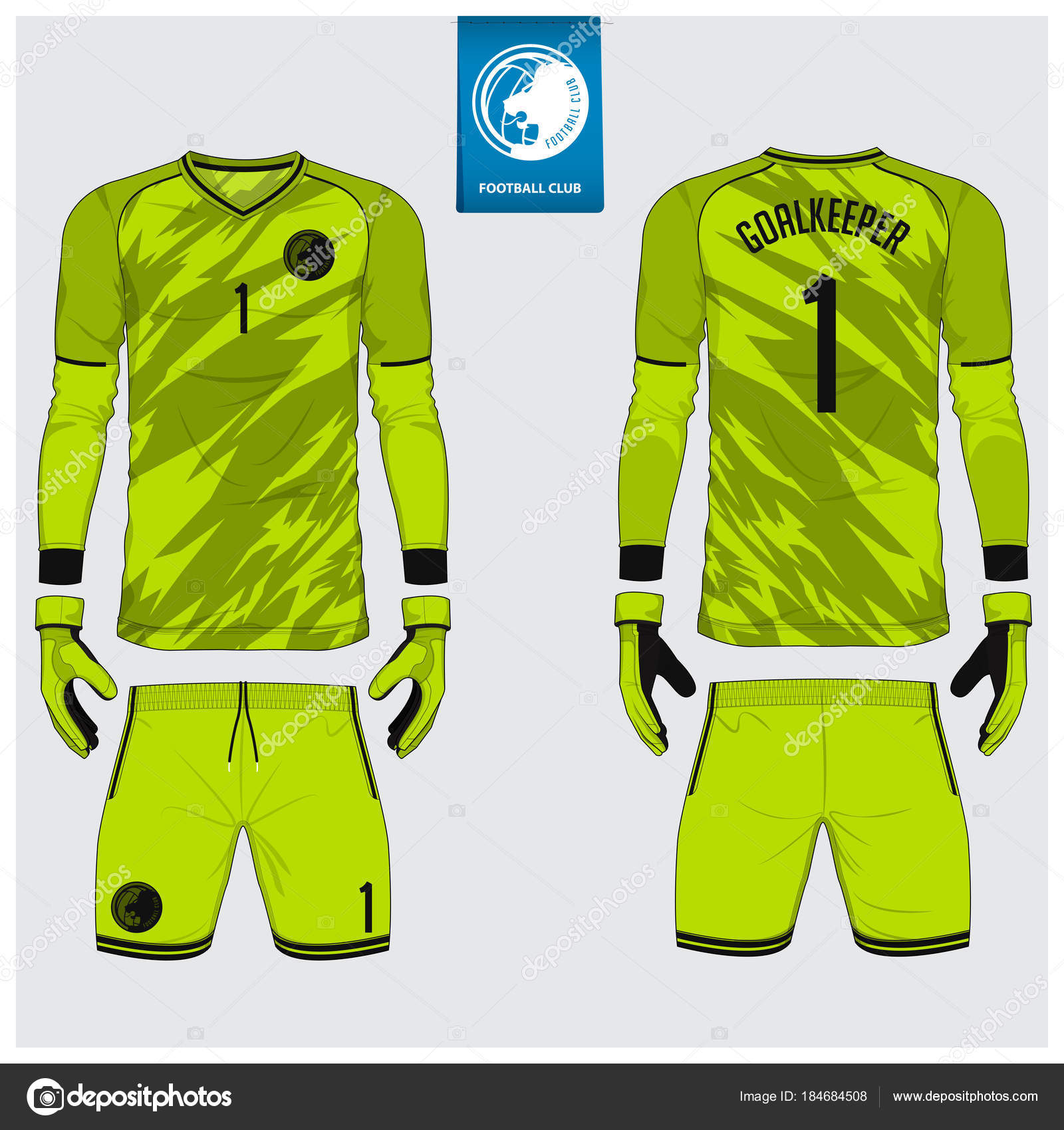 59f70b2c932 Goalkeeper jersey or soccer kit