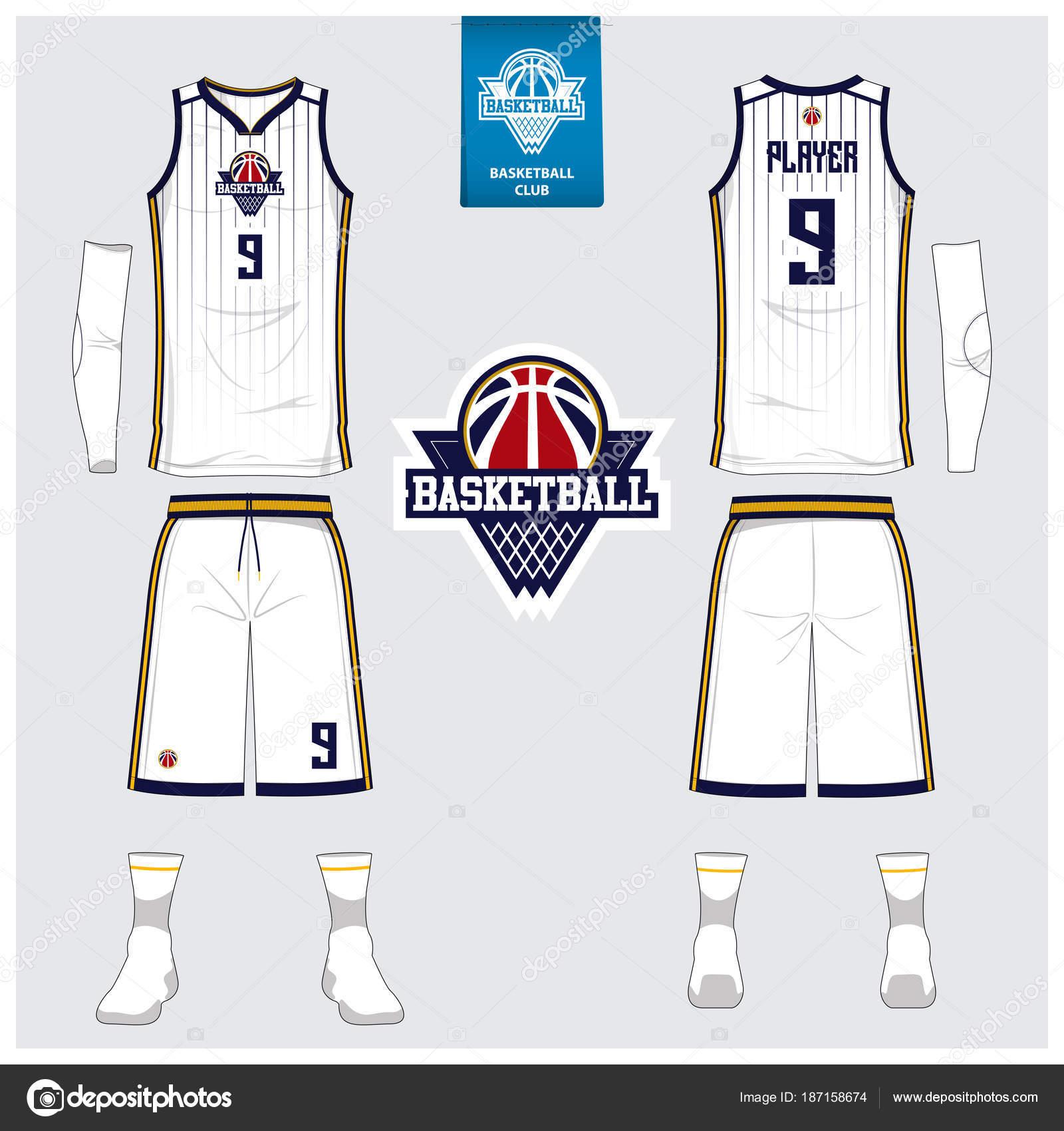 Per Uniforme MagliaPantalonciniCalze Basket O Modello Club Sport PN8nwXZO0k