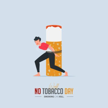 Anti Tobacco Day Banner Premium Vector Download For Commercial Use Format Eps Cdr Ai Svg Vector Illustration Graphic Art Design