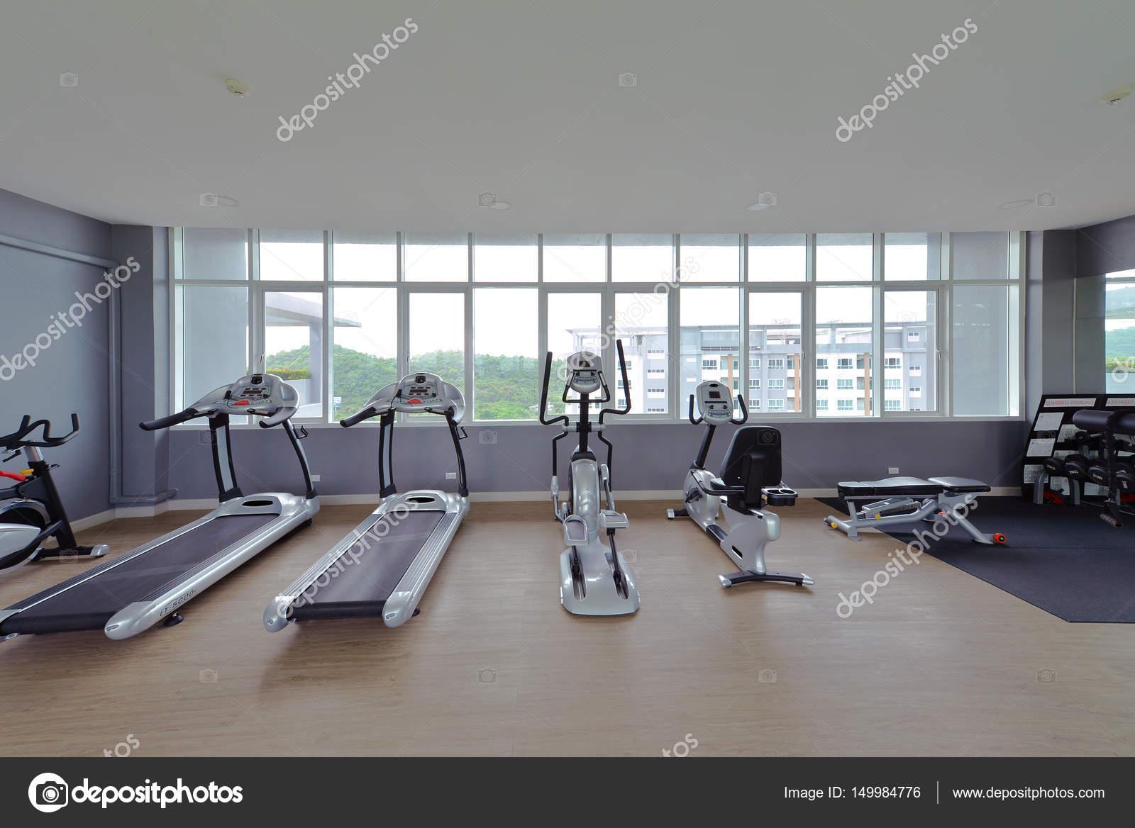 Centre De Fitness Moderne Decoration Interieure Salle De