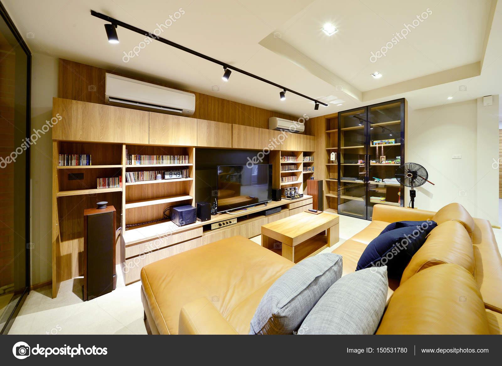 Loft stijl luxe moderne leven interieur en decoratie interio