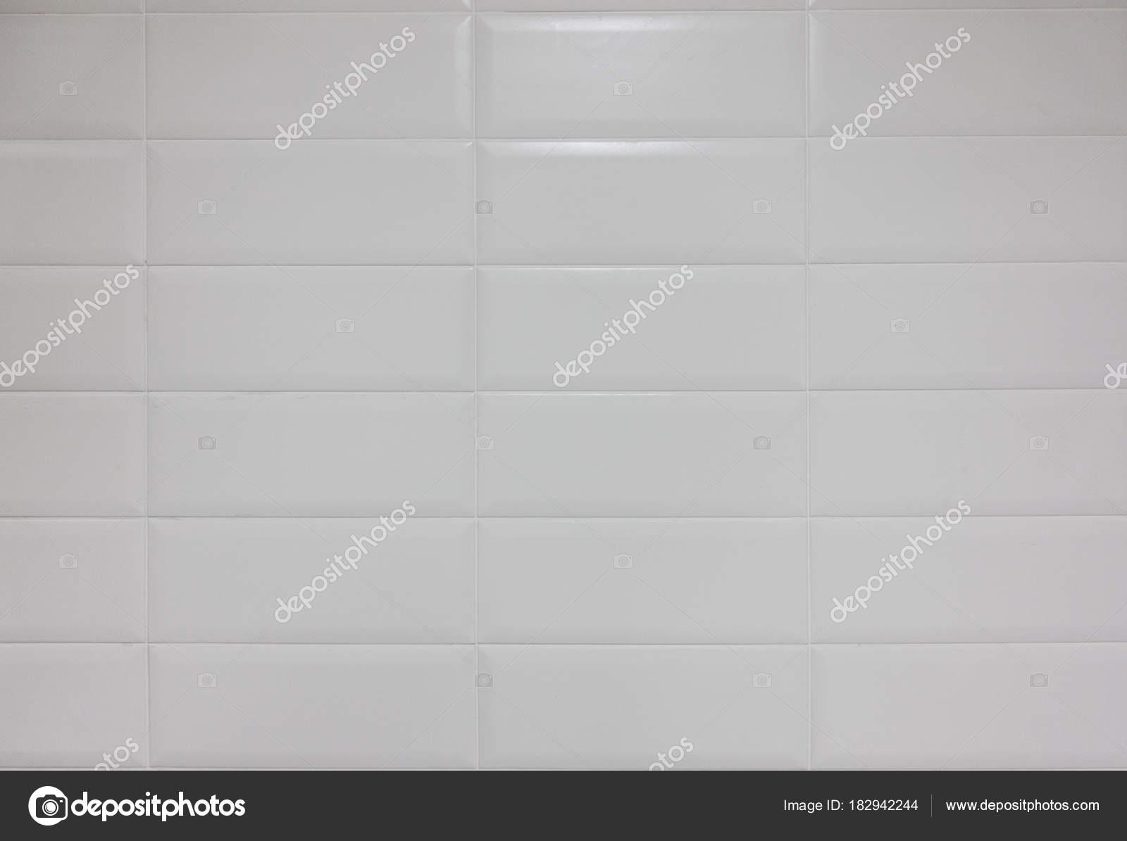 Pavimenti in piastrelle bianche priorità bassa senza giunte