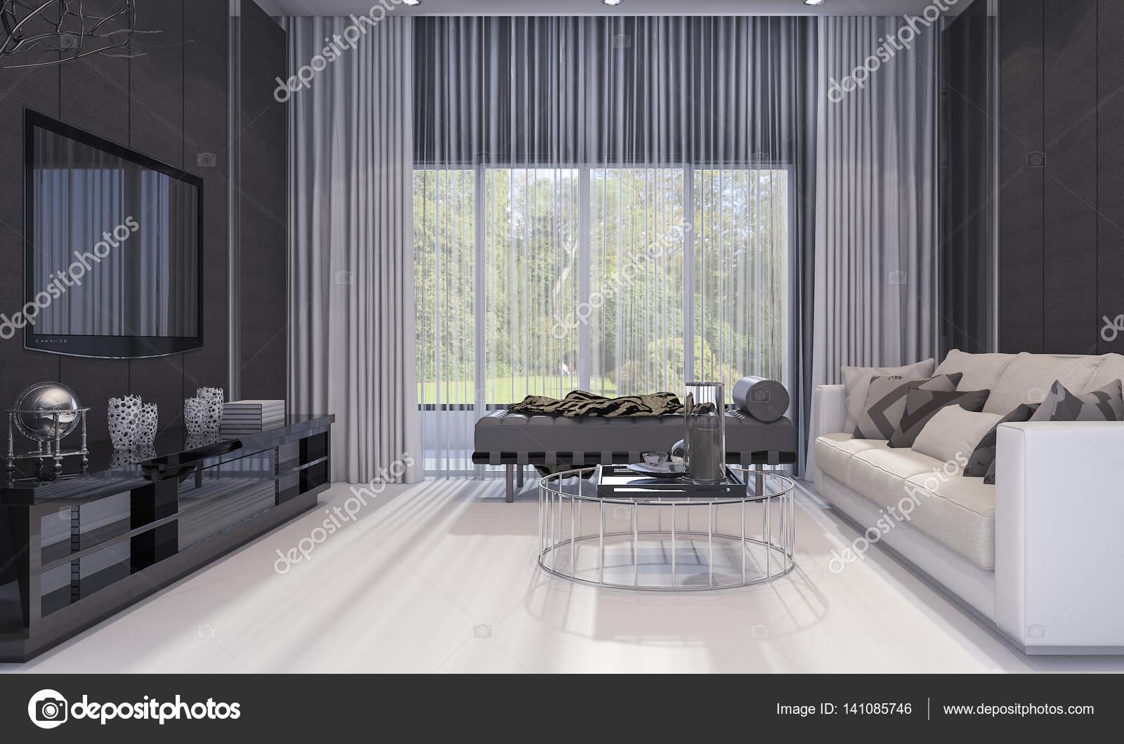 3D Rendering Innen  Und Außendesign U2014 Foto Von Dit26978