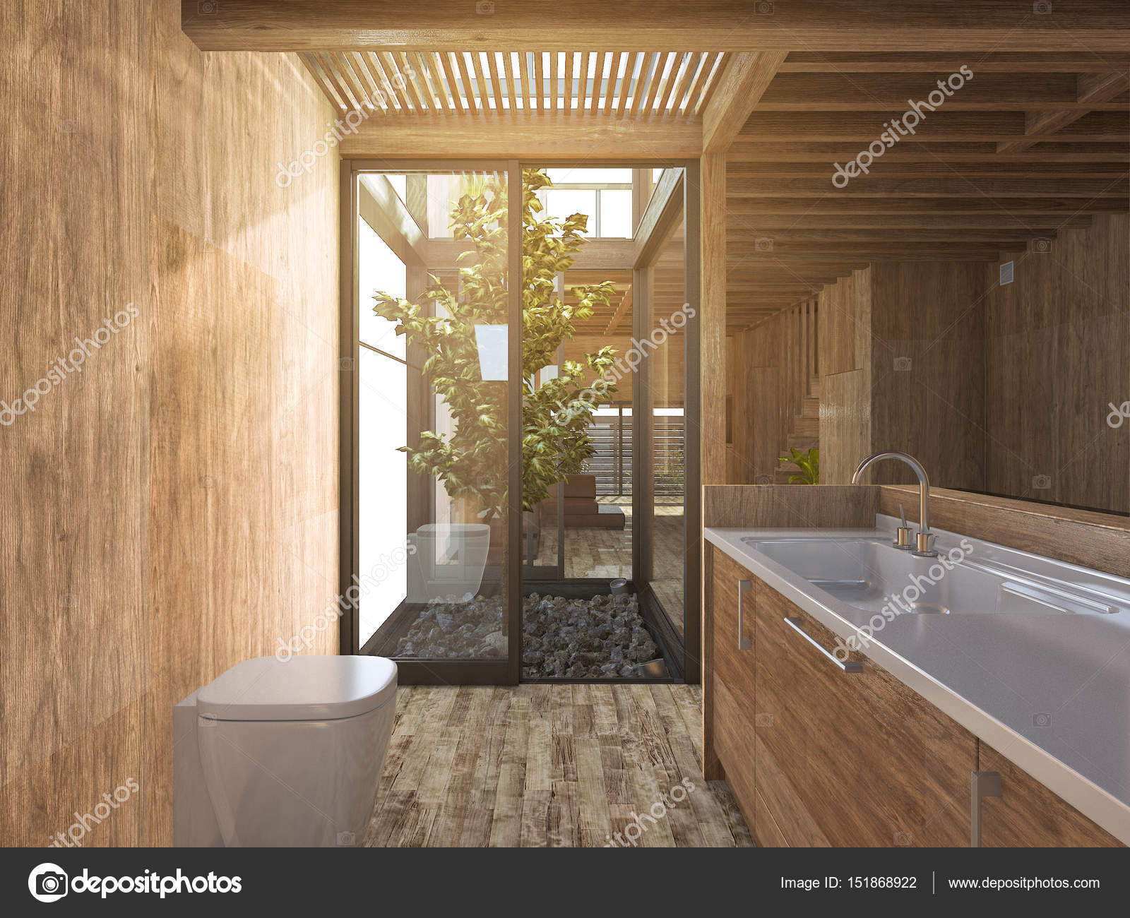 3d Rendering Interior And Exterior Design Photo By Dit26978